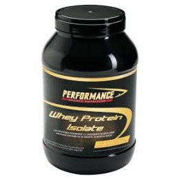 WHEY PROTEIN ISOLATE 2000g VANILLE - performance