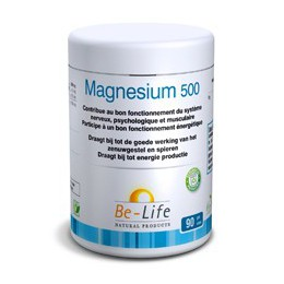 MAGNESIUM 500 - Be-life