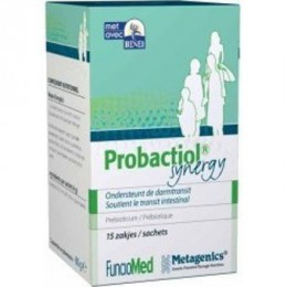 PROBACTIOL SYNERGY 15 sachets - Metagenics