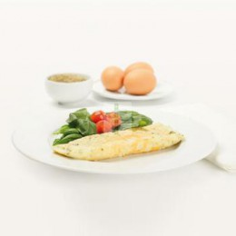 OMELETTE FORESTIÈRE - Proteifine