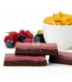 Serovance - BARRE CEREALES FRUITS ROUGES-CHOCOLAT