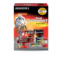 PACK CYCLOSPORT - Overstim's