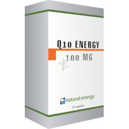 Q10 ENERGY 100mg - Natural Energy