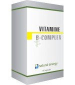 VITAMINE B COMPLEX - Natural Energy