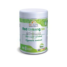 RED GINSENG 500 BIO   Be Life