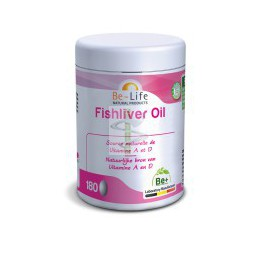FISHLIVER OIL - Be-Life