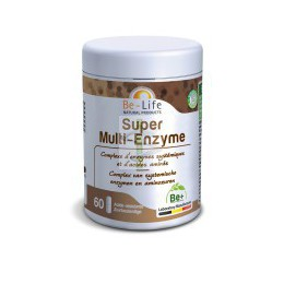 SUPER MULTI ENZYME - Be-Life