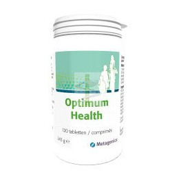 OPTIMUM HEALTH 120 comprimés - Metagenics