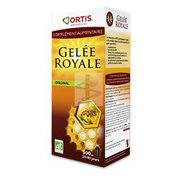 GELEE ROYALE - BIO - 500ml - Ortis