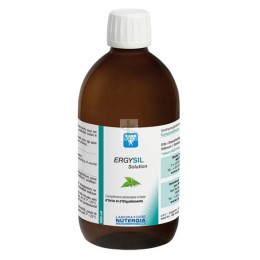 ERGYSIL SOLUTION - 500 ml - Nutergia