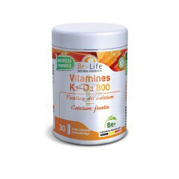 VITAMINE K3-D3 (TOP K2) - Be-Life