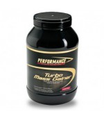 TURBO MASS GAINER - Performance